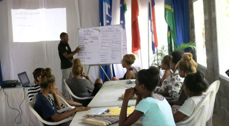 Young people realize their potential as peace builders