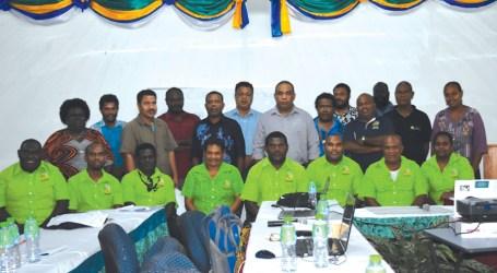 MECDM undergo organisational restructuring workshop