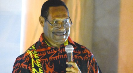 PNG to chair MSG