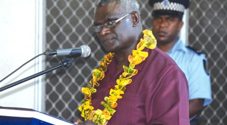 Caretaker PM commends APTC in SI