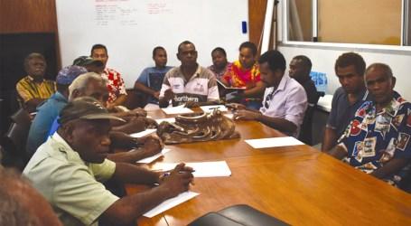 Community leaders in Honiara to assist police