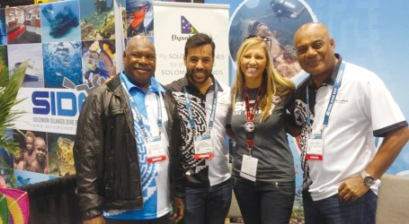Solomon Islands highlighted in major US dive expo