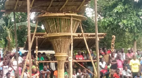 Kelo – a cultural practice to settle feud and make peace in Choiseul