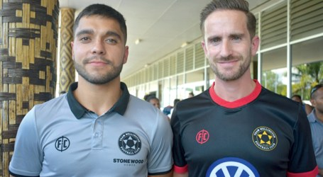 Figuiera says Island football improves alot