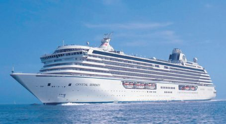 Crystal Serenity's positive visit feedback is tourism boost: Maepioh