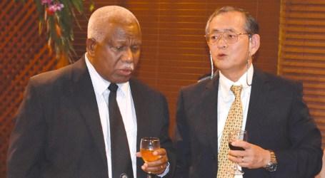 PM Hou praises outgoing Ambassador Kimiya's leadership