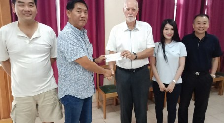 Honiara rotary club $100k richer in its fight against malaria