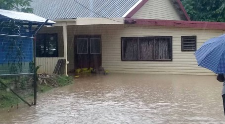 Red Cross centre under water – an appeal