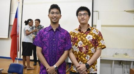 2 Taiwanese doctors help NRH