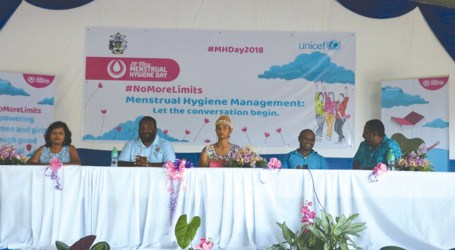 Menstrual hygiene day commemorated