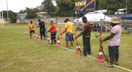 Archery champs a success