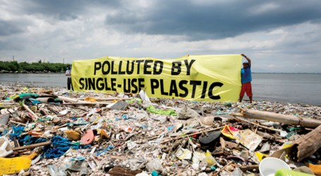 Battling plastic pollution is still on