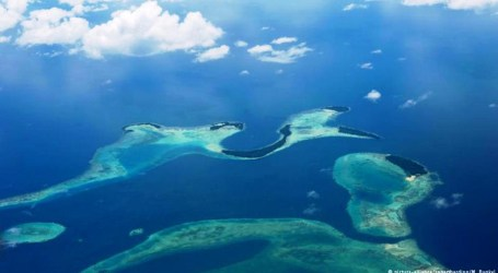 Solomon Islands slowly sinking: study