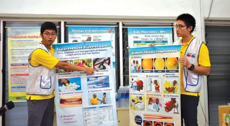 Healthy diet highlighted as a solution to NCD in Solomon Islands