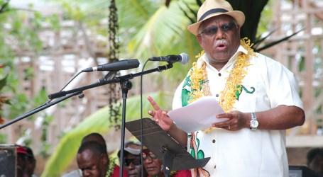 PM Hou urges Malaitans to work hard