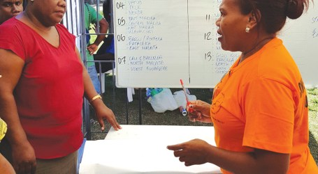 Integrity of Registration officers questioned