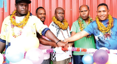Veke opens Kusumba Clinic in West Guadalcanal