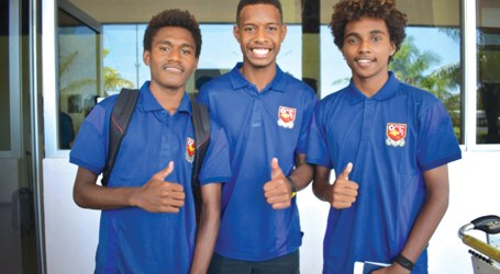 PNG trio proud of Solo heritage
