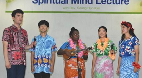 Korean youths in Honiara for 3-day spiritual seminar