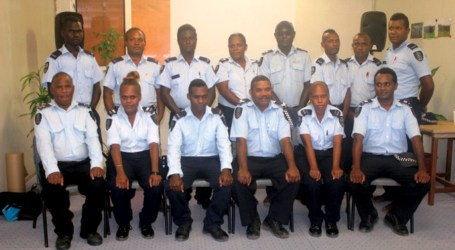 Auki Police roll out crime strategy training