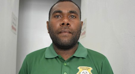 Vanuatu arrives and ready for qualifiers