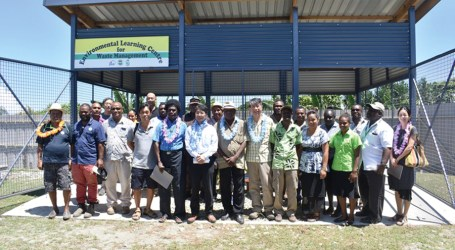 Environmental Learning Centre for sustainable development