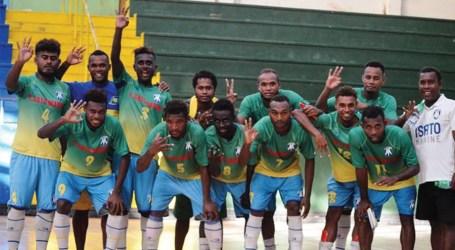 Futsal challenge looms