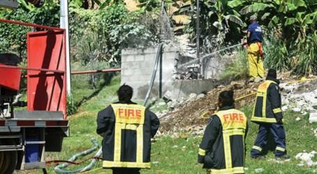 Fire scare at Pt Cruz Power House