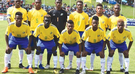 SOLO U-17 NAMED FOR FIFA World Cup