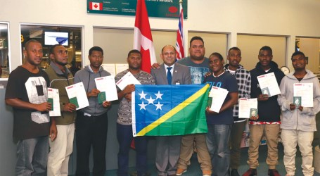 Solomon Islands can ease Canada's demand for labour: Dwivedi