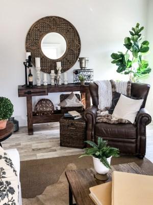 Bar-mirror-living-room