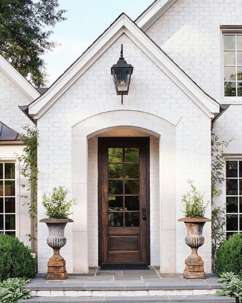 The Isle Home: A Sunday Scroll #frontporch / design ideas