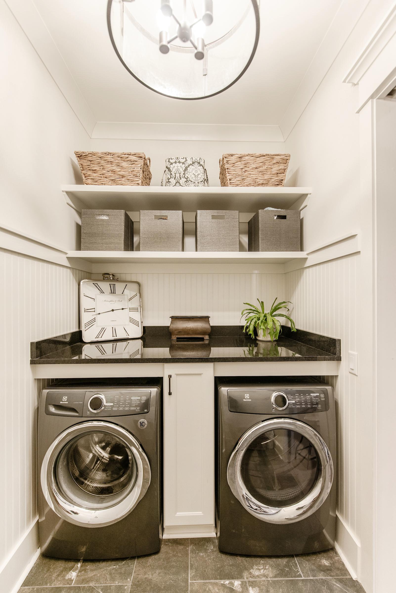 The Isle Home - Home Tour - Laundry Room