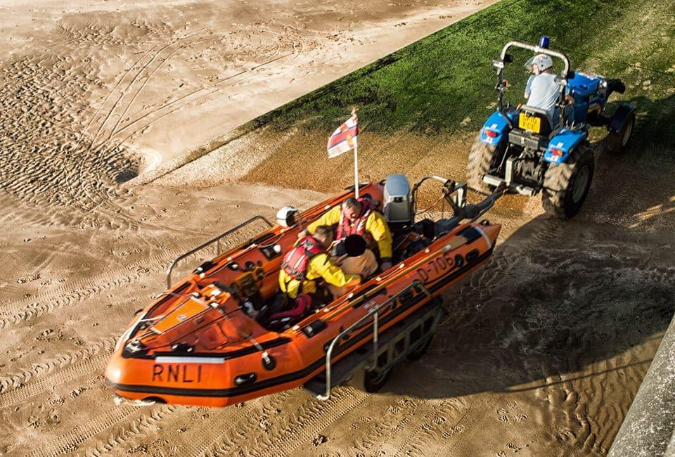 lifeboat John Horton