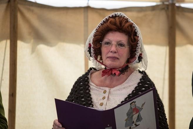 Broadstaors Dickens Festival-10