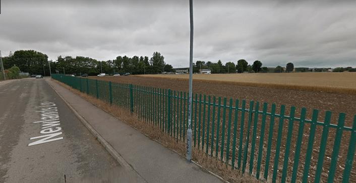 Newlands Ln Google Maps