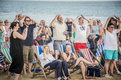 RF opera on the beach Ramsgate Festival Opera 4 All