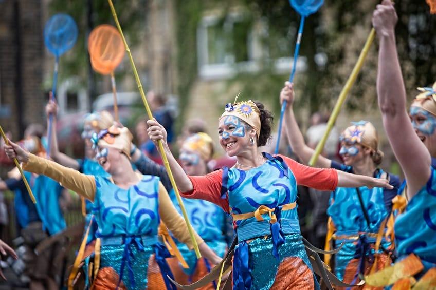 Hebden Bridge Handmade Parade 2017