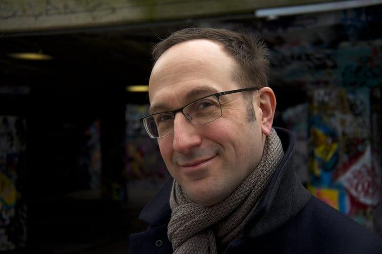 Author Matthew Blakstad