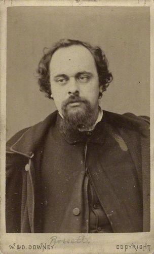 mh Rossetti, D. G.