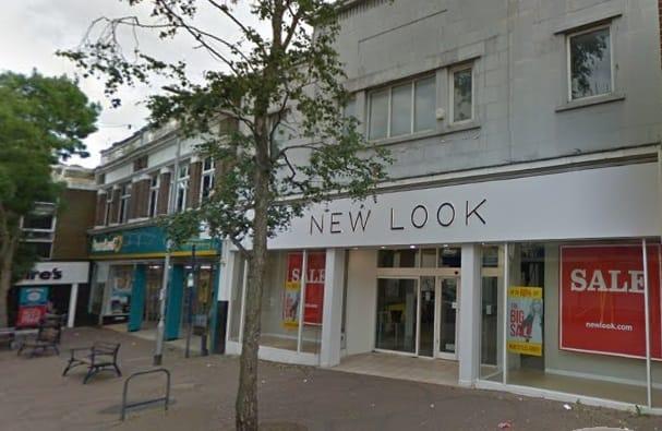 New Look hopes shop closures will halt profits slide