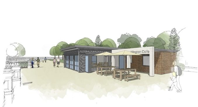 Cafe toilets and events building for ellington park given the green how malvernweather Choice Image