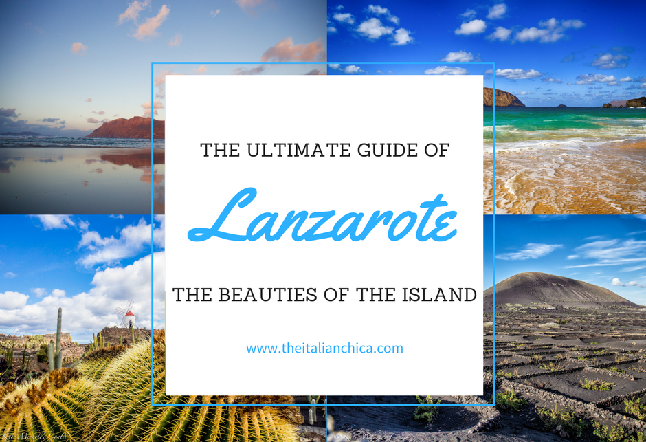 ultimate guide lanzarote