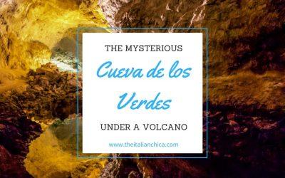 Cueva de los Verdes: inside a volcanic tunnel