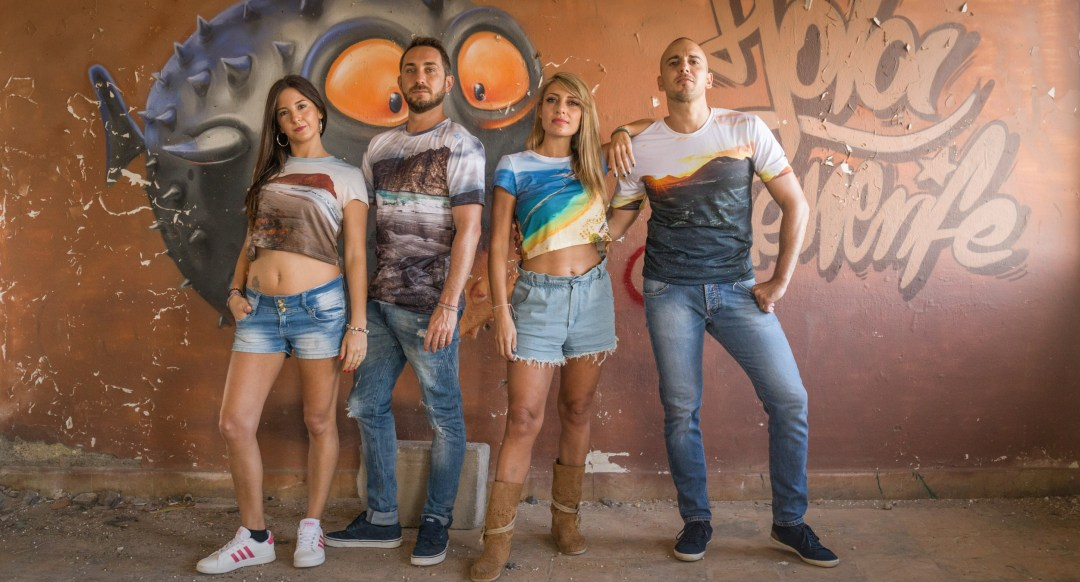 The Photographer Collection: The Canary Islands in a T-Shirt