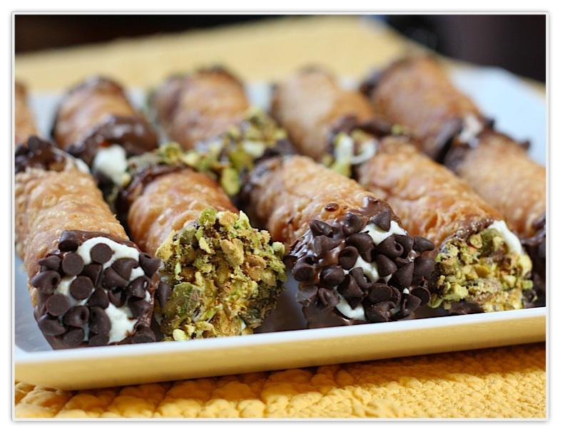 Daring Bakers - Cannoli