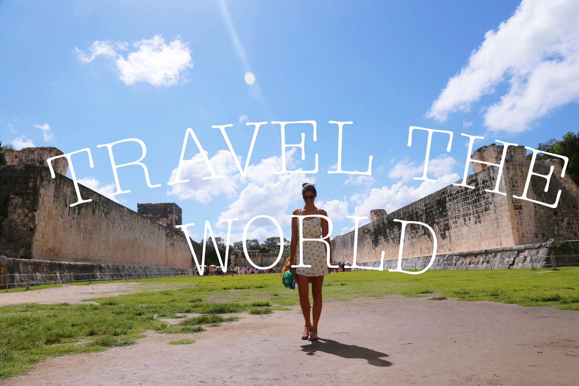 TRAVEL THE WORLD GOPRO VIDEO