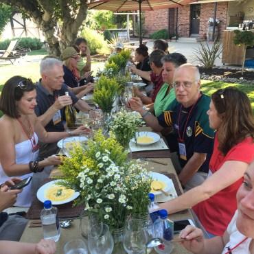 blogger dinner oakridge