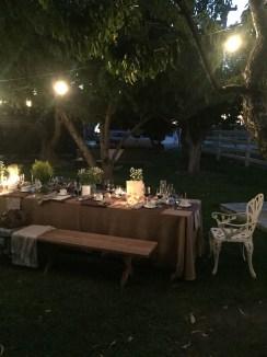 oakridge dinner table 1
