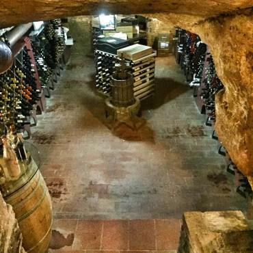 PepeNero Cellar